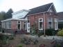 Werk 2e Exloërmond, aanbouw dakkappelen.